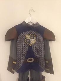 Knight dressing up costume for children (3 piece set)