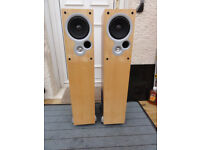 Audiophile KEF Coda 90 built-in Subwoofer great Sound In perfect Working order