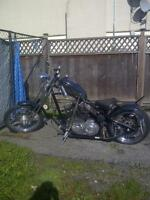 chopper for sale or swap