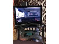 """sony bravia 32""""lcdtv buit in freeview"""