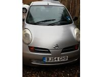 NISSAN MICRA 66K FROM NEW