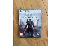 Assassins Creed Valhalla (PS5) *UNOPENED*