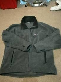 Berghaus mens blouse size S/M
