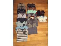 Boys 12-18 months clothes bundle