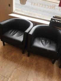 6 Tub Chairs