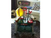 Play children's workbench