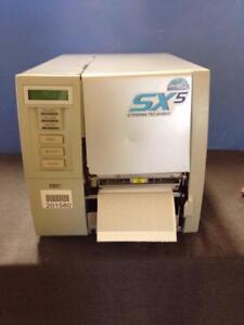 Imprimante Tec B-SX5T, Kit de départ (201580)
