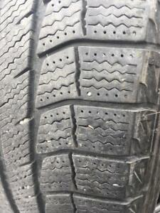 255/50/19 Michelin latitude Xice 6-7/32