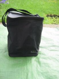 Small Black Marks and Spencer Cooler Bag