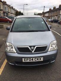 Vauxhall MERIVA Car for sale
