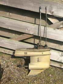 Mariner 55hp Outboard Gearbox - perfect working order