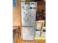 Free fridge freezer.