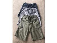 Boys shorts bundle 7 years