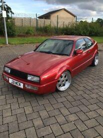 VOLKSWAGEN CORRADO G60 SHOW CAR....(226BHP)