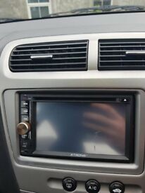 Xtrons Honda Civic EP2 Car Touchscreen Stereo