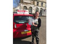 Driving lessons for car & hgv