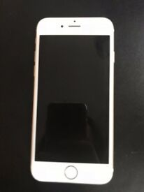 Unlocked, mint condition iPhone 6, Gold 16GB