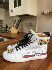 Men's Gucci sneakers size 8,5 - 9