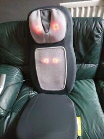 Homedics shiatsu 2 in 1 back & shoulder massager