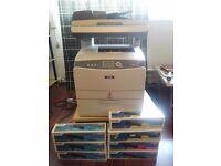 Epson Aculaser CX11NF Multi-Function Colour Laser Printer - For Sale