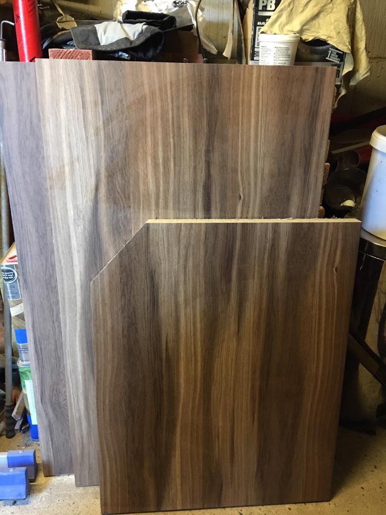 Colorado oak kitchen worktop off-cuts x3