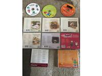 Great collection of kids cds
