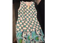 Summer dress size 12/14 new with tags.