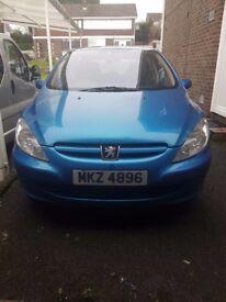 Peugeot 307 HDI ***6 months MOT***