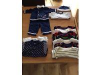 Baby boy clothes bundle - Newborn