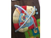 Baby playmat- excellent condition