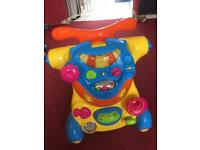 Bruin sit and ride baby walker