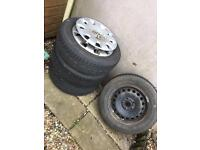 5x112 Volkswagen Golf mk5 wheels