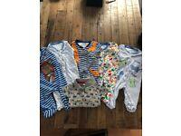Jo Jo Maman Bebe Baby Boy Clothes (0-3 months)