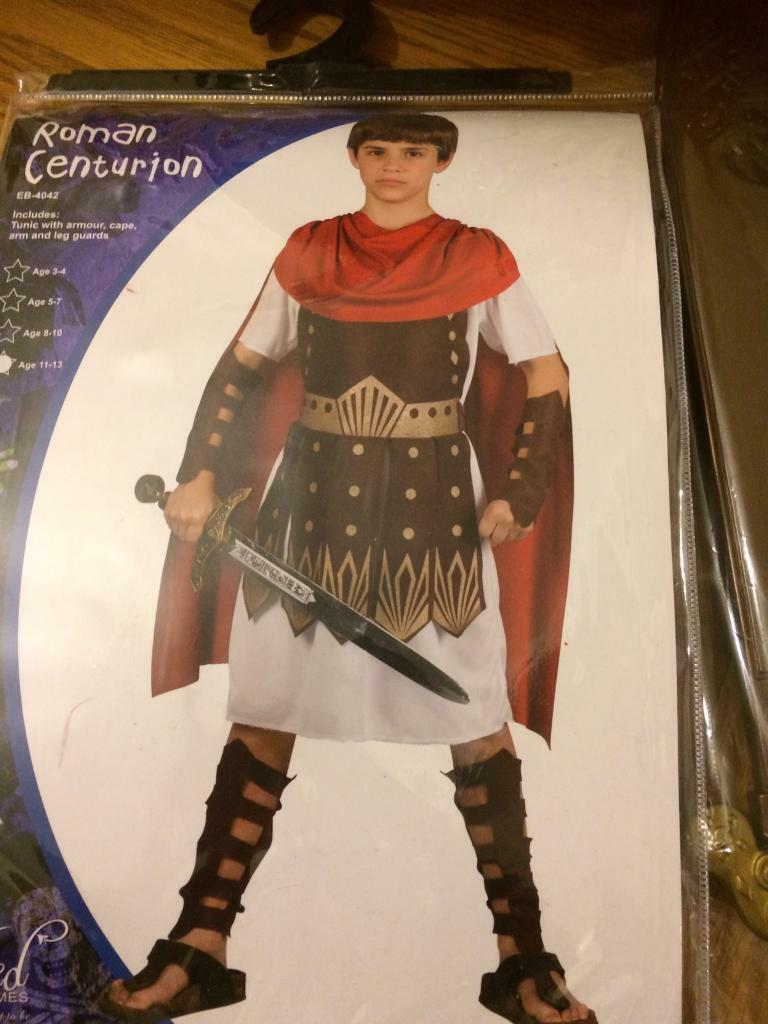 Roman costume and accessories
