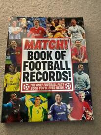 Match football book