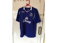 Everton fc top