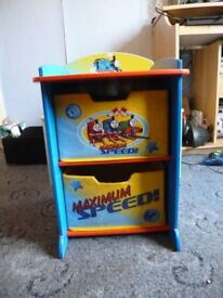Thomas the Tank Engine storage cupboard