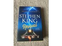 Stephen King - Revival and Full Dark No Stars
