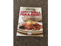 Family Meals for a Fiver! Cook Book