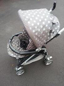 Mamas and Papas pilko pram/ pushchair plus more