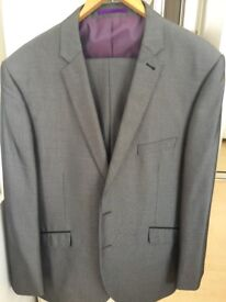 Grey Suit by Taylor & Wright
