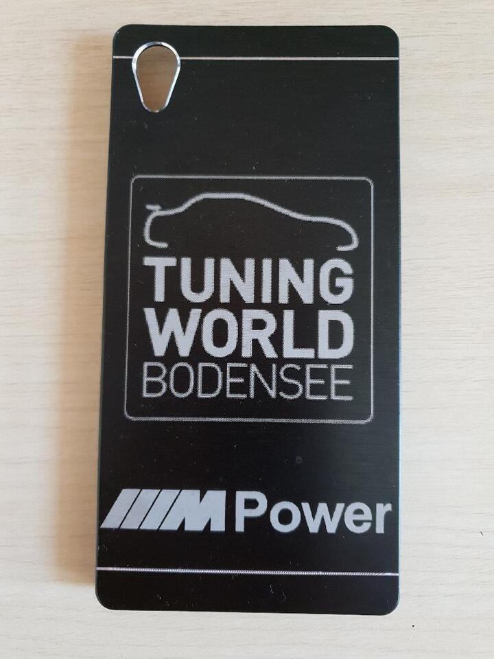 Handyhülle Sony Z5  Tunning World Bodensee ( BMW M Power) in Marktl