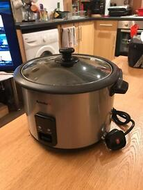 Breville ITP181 1.8L Rice Cooker and Steamer - St/Steel - Brand NEW