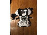 Thor youth motocross body armour