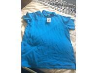 BNWT high brand Charles Wilson summer/beach t-shirts L/XL wow deal