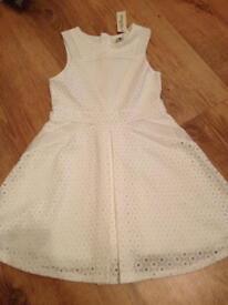 Girls River Island Dress BNWT Age 5-6