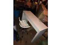 IKEA desk and chair for sale!