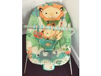 comfort & harmoney baby musical babt boncers £6 each