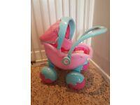 Toddler Toy Dolls Pram EXCELLENT CONDITION £6