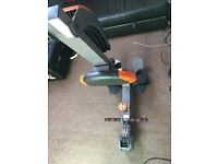 New rowing machine and body sculpture for sale